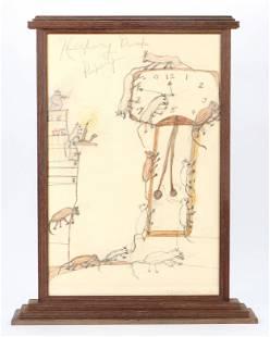 """Gerald """"Creative"""" DePrie (1935-1999)"""