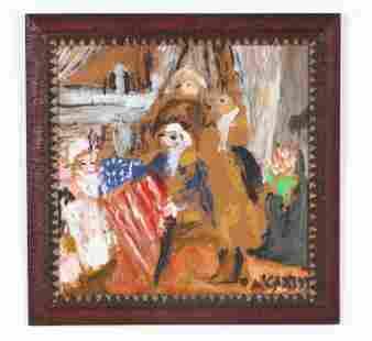 Justin McCarthy (American, 1892-1977) Painting
