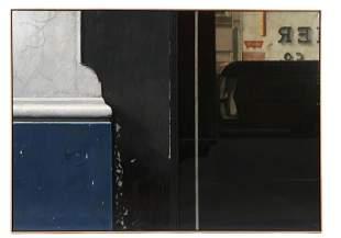 "Richard Wood (1952-2009) ""Broadway Window"""