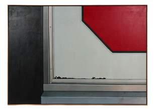 Richard Wood (American, 1952-2009) Painting