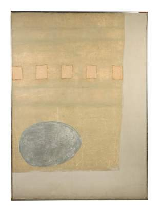 Steve Durkee (American, b. 1938) Painting, 1960