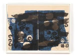 Antoni Clave (Spanish, 1913-2005) E.A. print