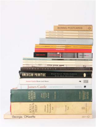 Library of Art Reference and Exhibition Catalogues