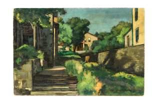 Giovanni Martino (American, 1908-1997) Painting