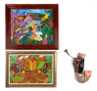 3 Haitian Works