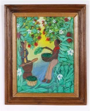 LaFortune Felix (Haitian/Aritbonite, 1933-2016)