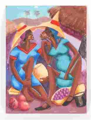 Petion Savain (Haitian/Port-au-Prince, 1906-1975)