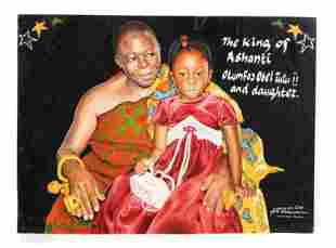 Kwame Akoto aka Almighty God (Ghanaian, b. 1950)