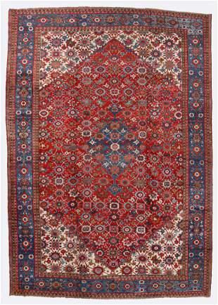 Fine Serapi Rug, Persia, Late 19th C., 14'0'' x 19'8''