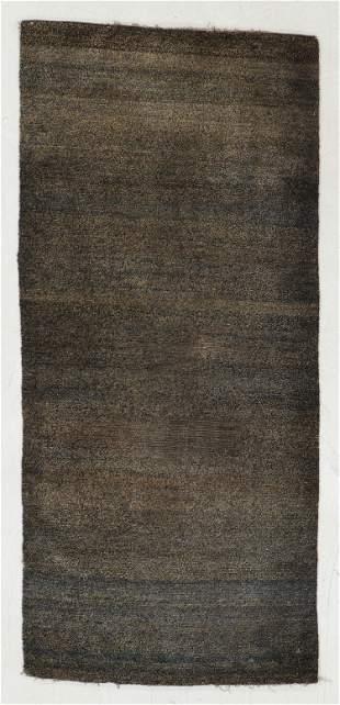 Open Field Rug, Tibet, Late 19th C., 2'7'' x 5'9''