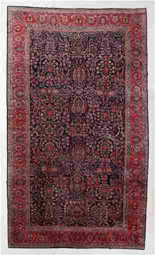 Sarouk Rug, Persia, Early 20th C., 11'5'' x 19'8''