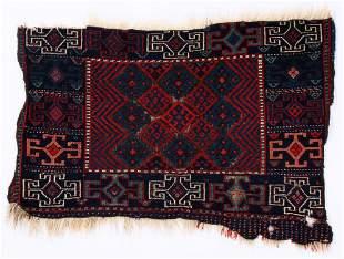 Jaff Kurd Bagface, Persia, Circa 1880, 3'4'' x 2'0''