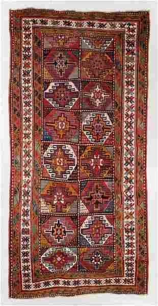 East Anatolian Kurd Rug, Turkey, 19th C., 5'6'' x