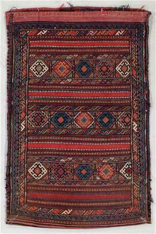 East Anatolian Sumak Chuval, Turkey, Circa 1900, 2'5''