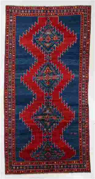 Large Kazak Rug, Caucasus, Early 20th C., 6'2'' x