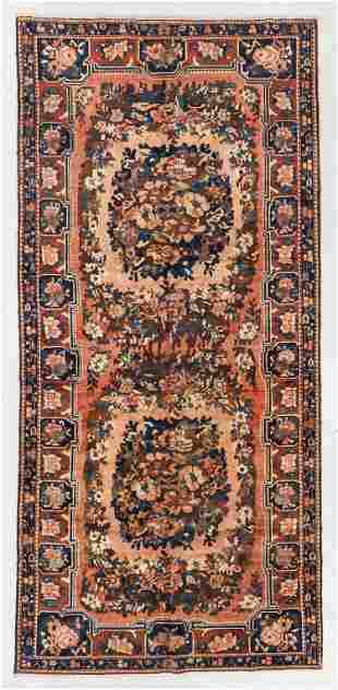 Baktiari Rug, Persia, Mid 20th C., 5'10'' x 12'10''
