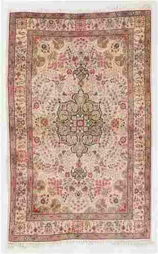 Tabriz Rug, Persia, Mid/Late 20th C., 3'3'' x 5'4''