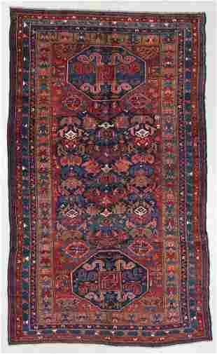 Kuba Rug, Caucasus, Early 20th C., 5'5'' x 9'2''