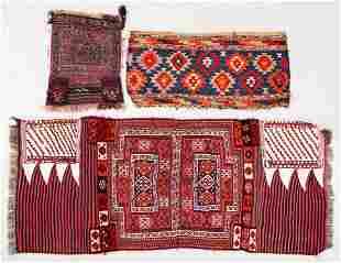 Three Baktiari/West Persian Trappings