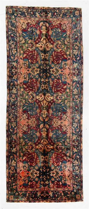 Agra Rug, India, Mid/Late 20th C., 6'1'' x 15'7''
