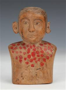Northeastern Brazil Votive Sculpture, Early/Mid 20th C.