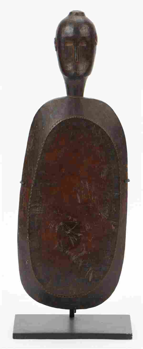Antique West Sumba Anthropomorphic Figural Sculpture