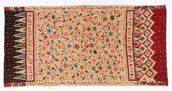 Tulis Batik Kain Panjang