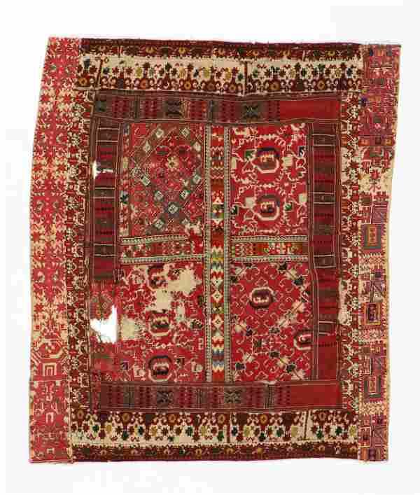 18th/19th C. Greek Island Embroidery