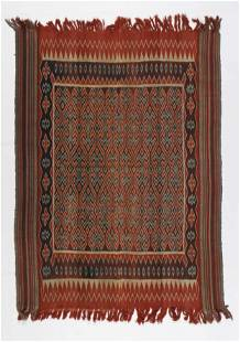 Antique Toraja Ikat Textile, Indonesia