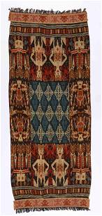 Sumba Ikat Hinggi Man's Shoulder Cloth