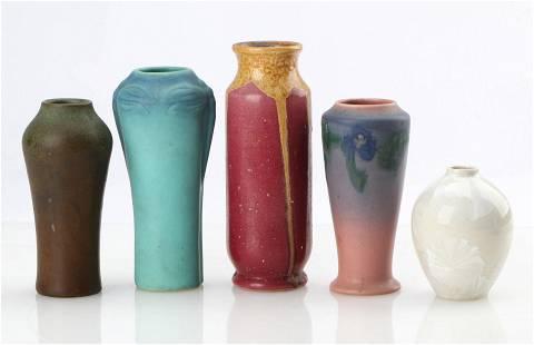 Mixed Lot of American Craft Studio Ceramics