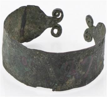 Ancient Luristan Bracelet