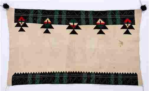 Hopi Manta, Circa 1900