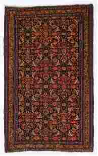 Senneh Kilim, Persia, Late 19th C., 4'1'' x 6'9''