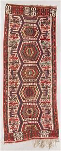 Central Anatolian Hotamish Kilim, Turkey, Circa 1850
