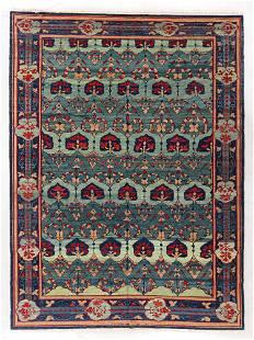 Vintage Kentwilly Arts & Crafts Rug, Turkey, 10'0'' x