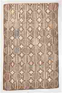 Antique American Hooked Rug, 4'4'' x 6'9''