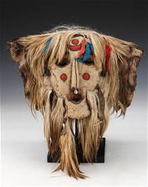 Sherdukpen Dance Mask, Arunachal Pradesh, Late