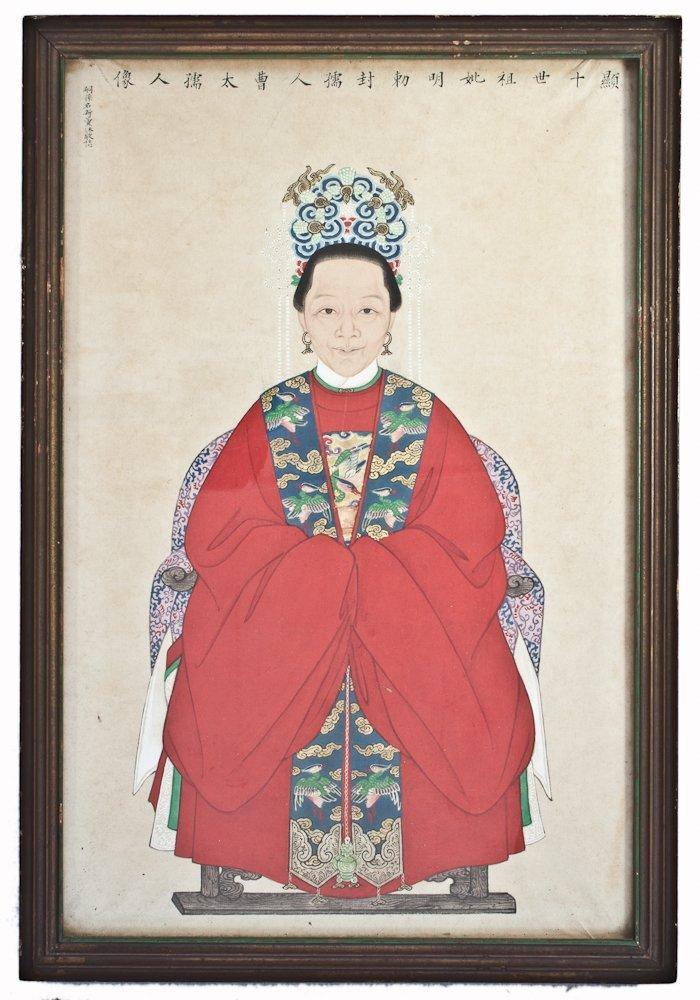 4: Ancestor Portrait