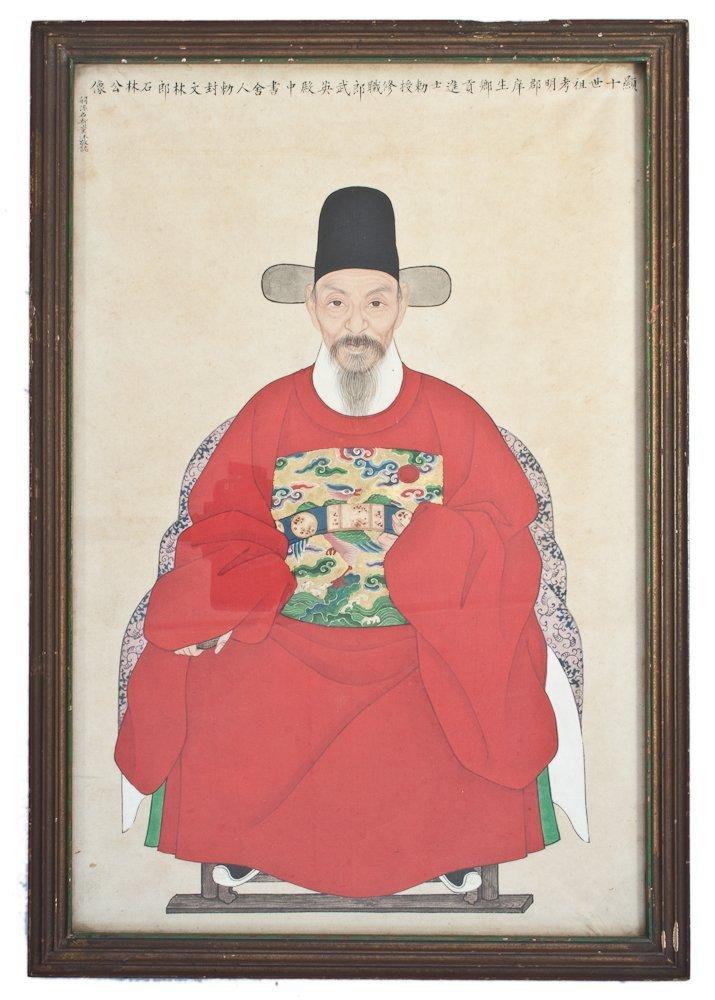 5: Ancestor Portrait