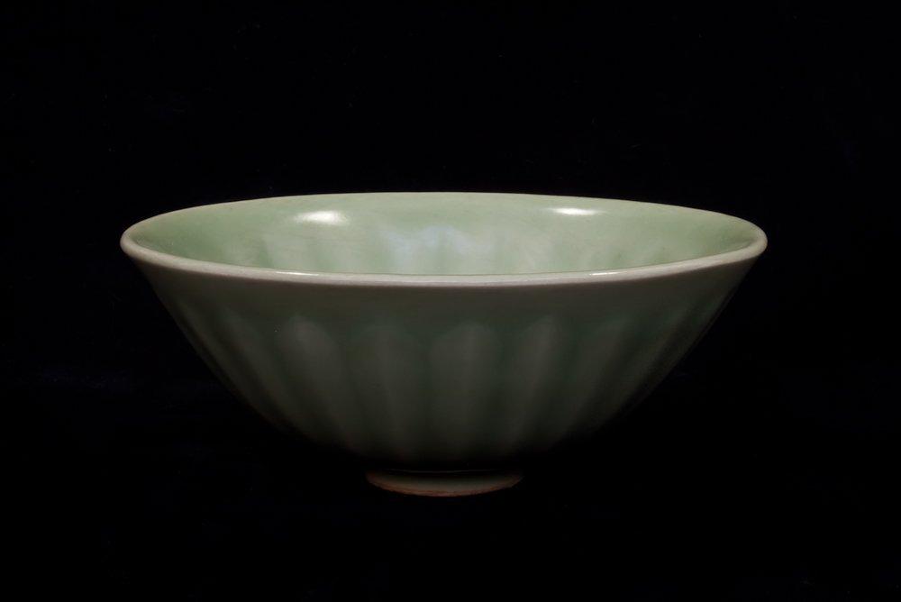 13: Antique Celadon Bowl