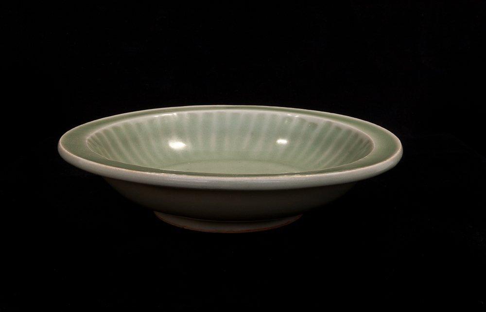 14: Antique Celadon Bowl