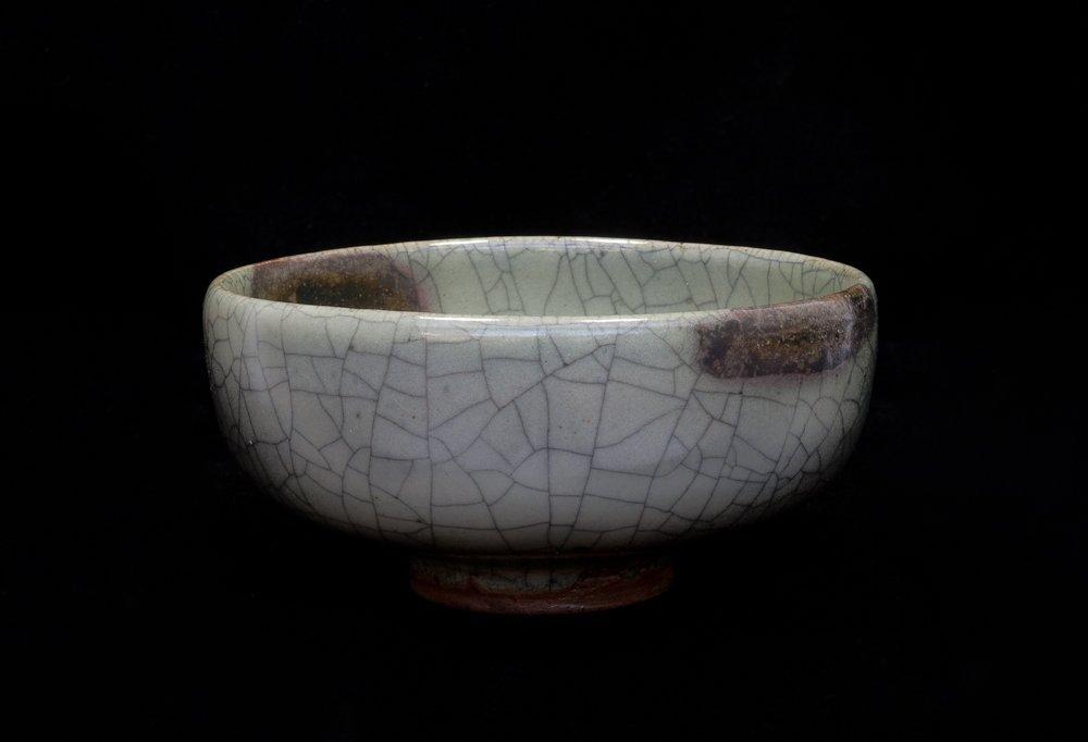 17: Antique Celadon Bowl
