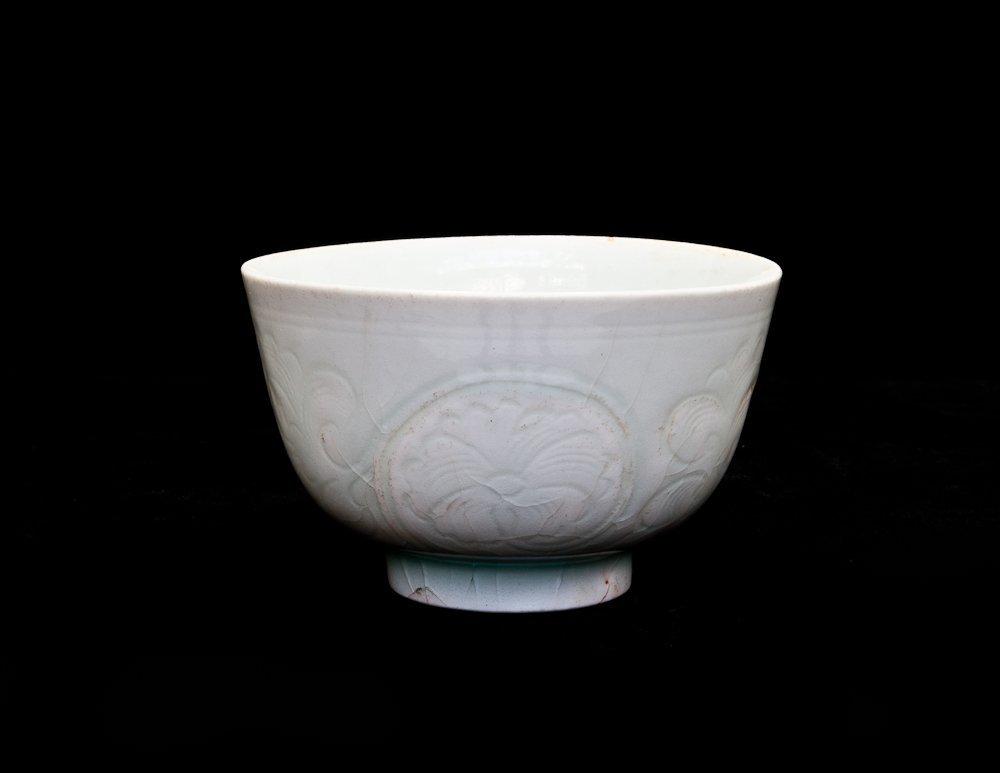 18: Antique Ceramic Cup
