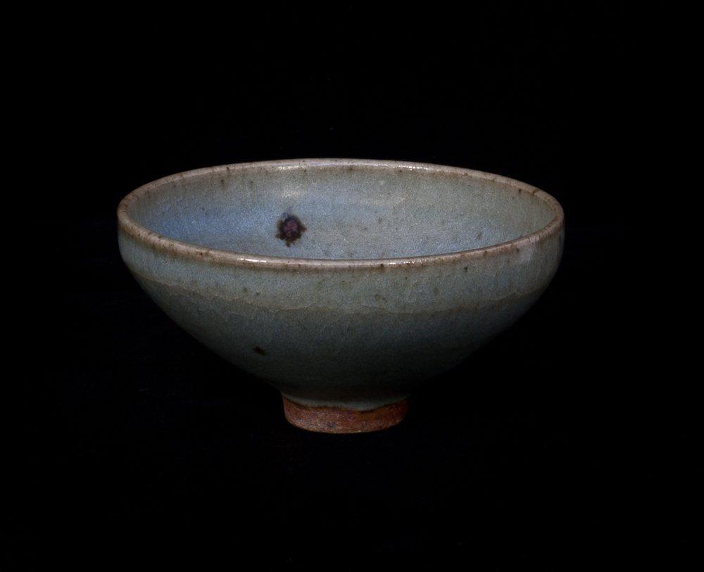 19: Antique Ceramic Bowl