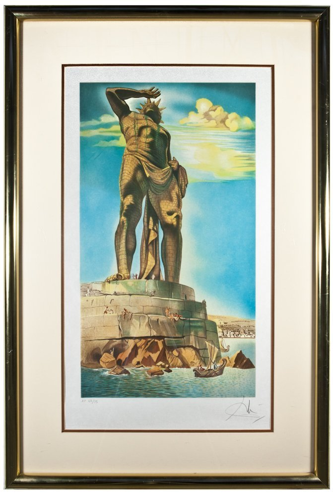 206: COLOSSUS OF RHODES