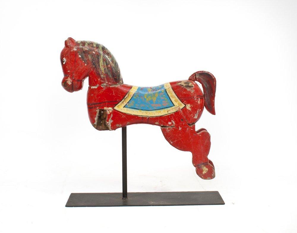 494: Carousel Ride, India, mid 20th century