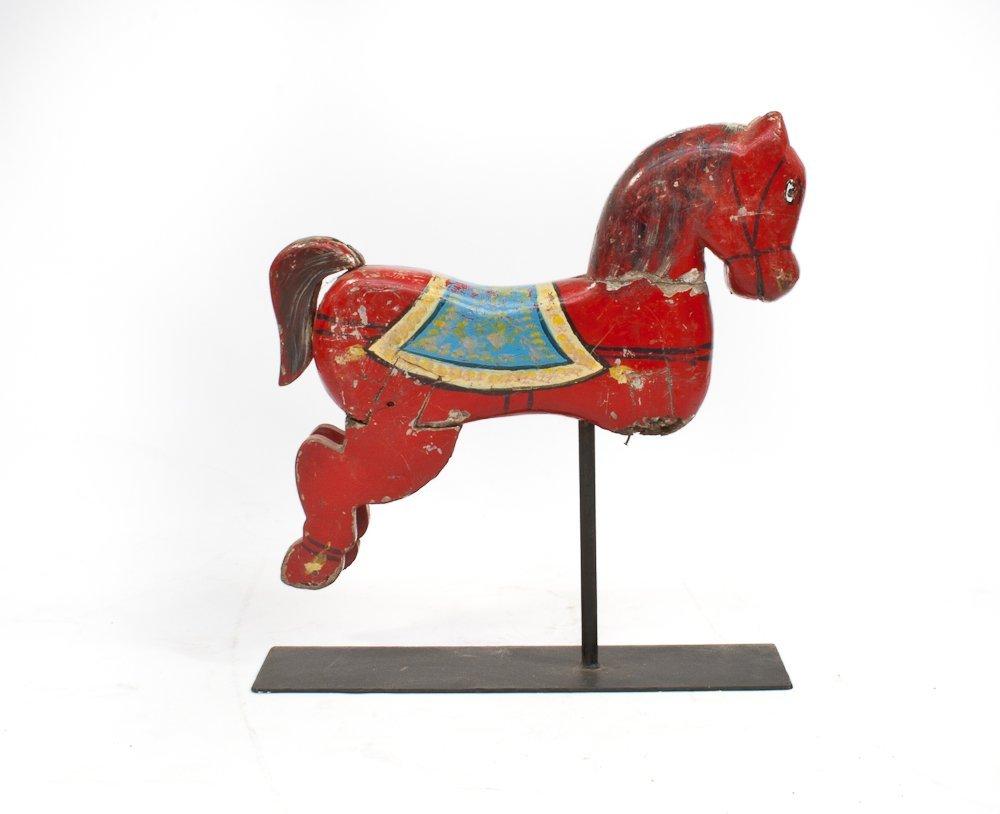 494: Carousel Ride, India, mid 20th century - 2