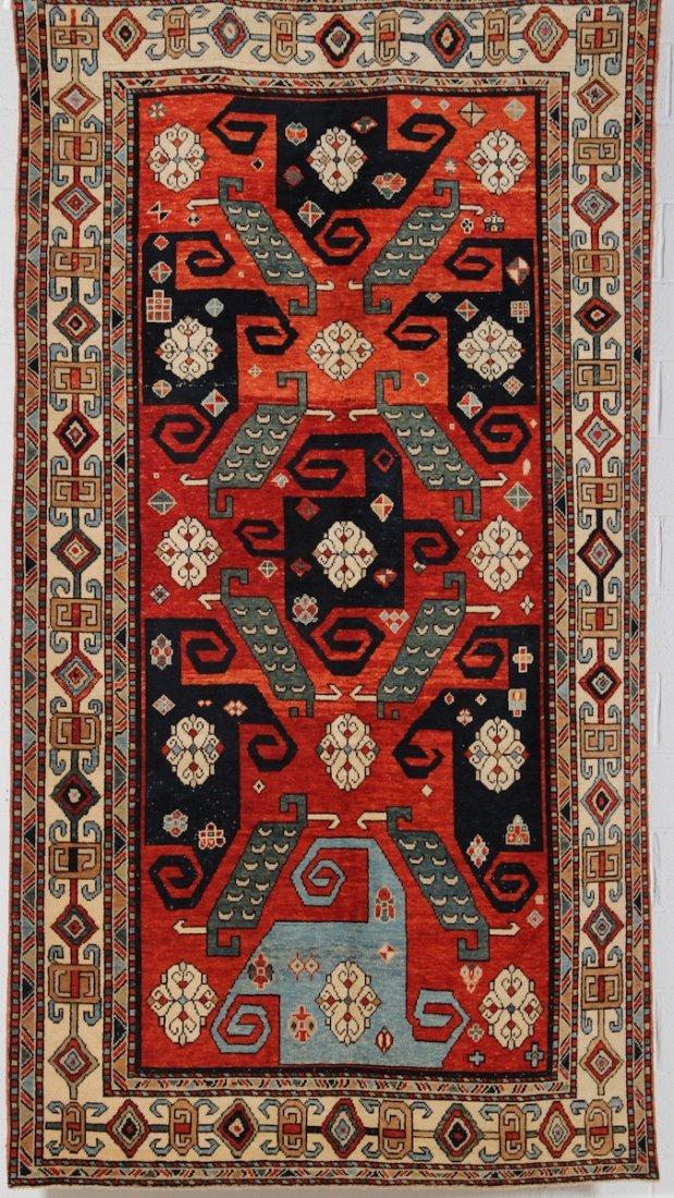 "Classical Style ""Pinwheel"" Kazak"