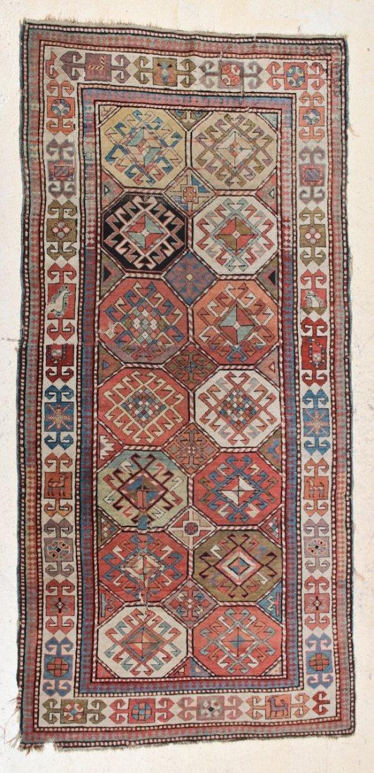 Moghan Kazak